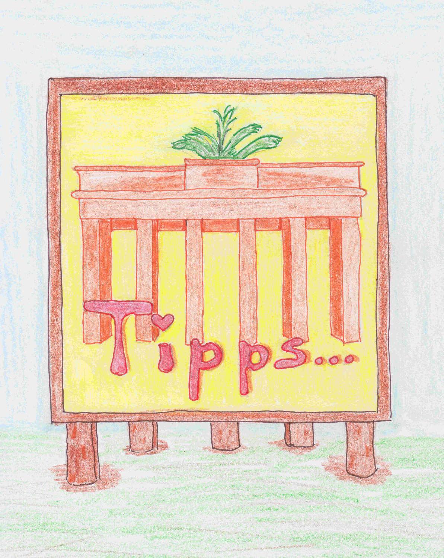 Berlin-Tipps
