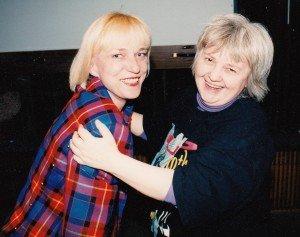 Vera F. Birkenbihl und Sinah Altmann