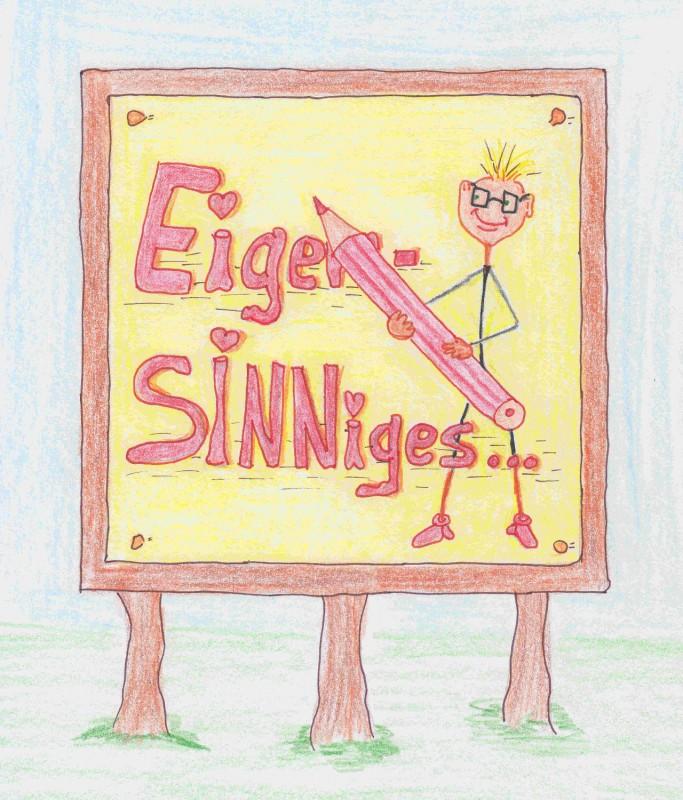 Sinah schreibt EigenSINNiges