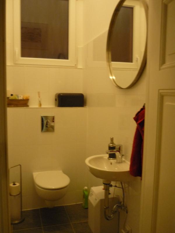 Sinahs SINNergie-Schmiede Sanitärraum
